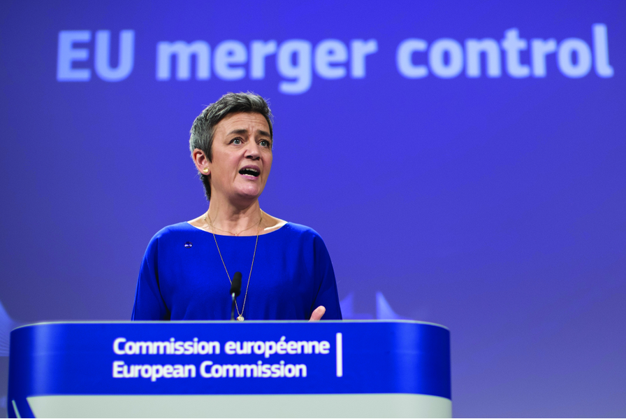EU merger contorol